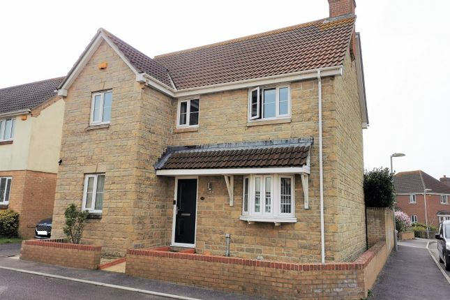 Thumbnail Detached house for sale in Detached Home With Two Reception Rooms, Clare Avenue, Chickerell