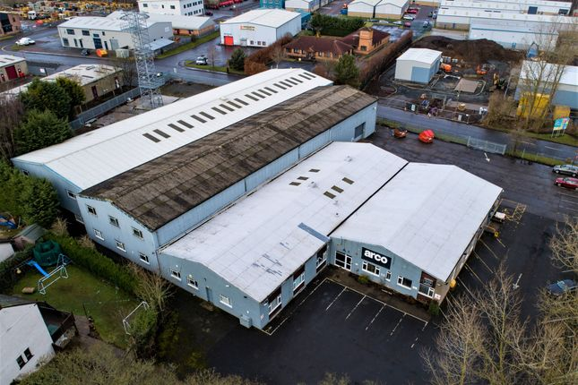 Thumbnail Industrial to let in Mill Road Industrial Estate, Linlithgow