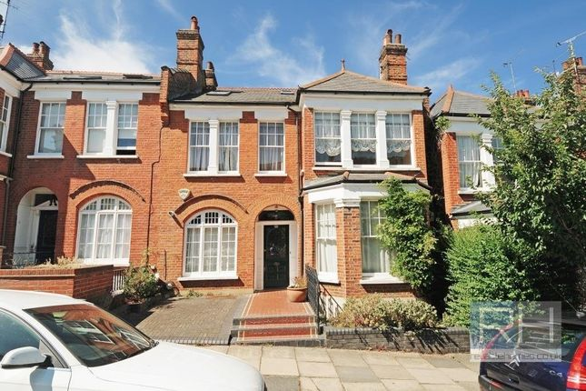 Thumbnail Terraced house for sale in Woodland Gardens, London