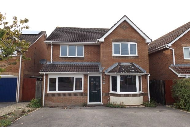 Thumbnail Property to rent in Cloverfields, Gillingham