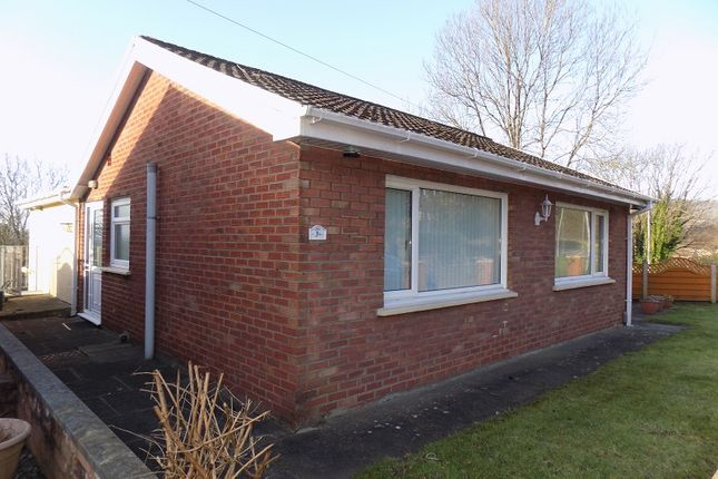 Thumbnail Detached bungalow for sale in Daphne Road, Rhyddings, Neath, Neath Port Talbot.