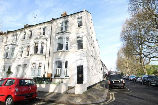 Thumbnail Flat to rent in Crondace Road, London