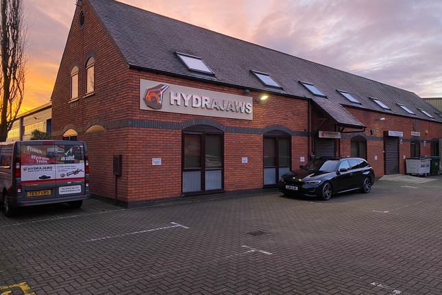 Thumbnail Office for sale in 20 - 21 The Courtyard, Coleshill