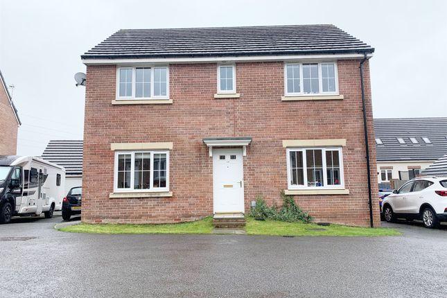 Detached house for sale in Dyffryn Y Coed, Church Village, Rhondda Cynon Taff