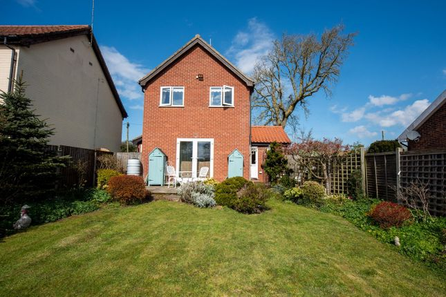 Detached house for sale in The Street, Brockdish, Diss, Norfolk