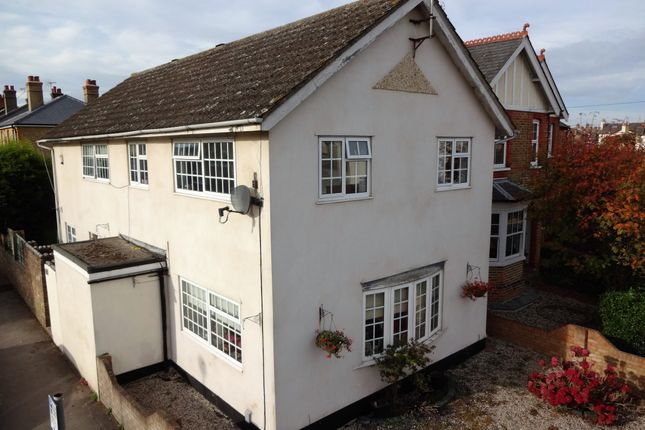 Thumbnail Detached house for sale in Rosebery Road, Chelmsford
