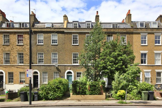 Thumbnail Terraced house for sale in Clapham Road, London