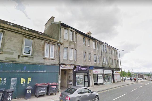 Thumbnail Flat for sale in 61, Caledonian Road, Wishaw ML28Ap