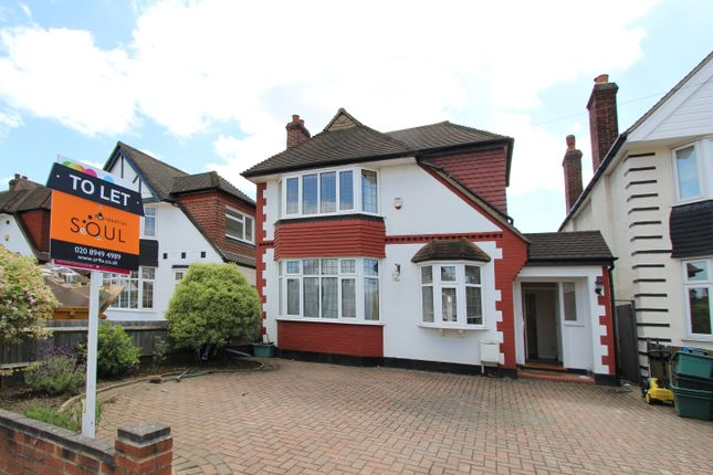 Thumbnail Detached house to rent in Turner Road, New Malden