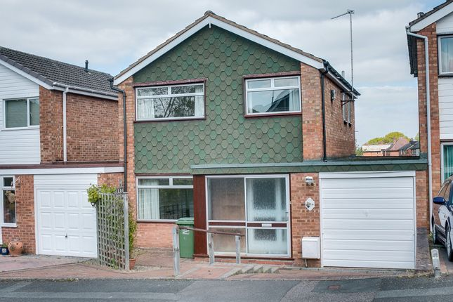 Thumbnail Link-detached house for sale in Soudan, Southcrest, Redditch