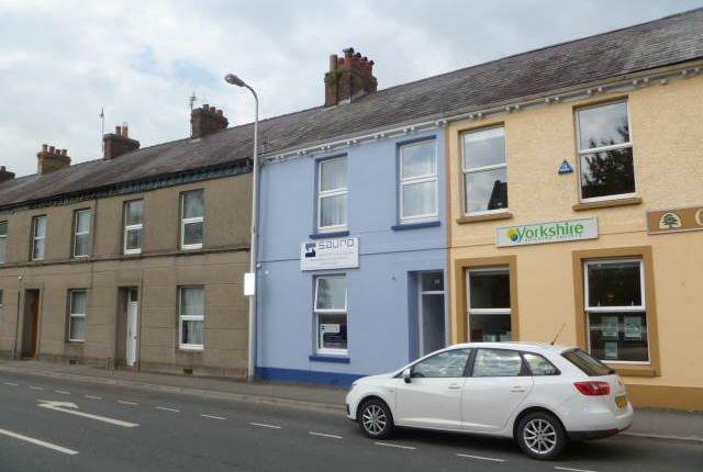 Thumbnail Flat to rent in Lammas Street, Carmarthen, Carmarthenshire