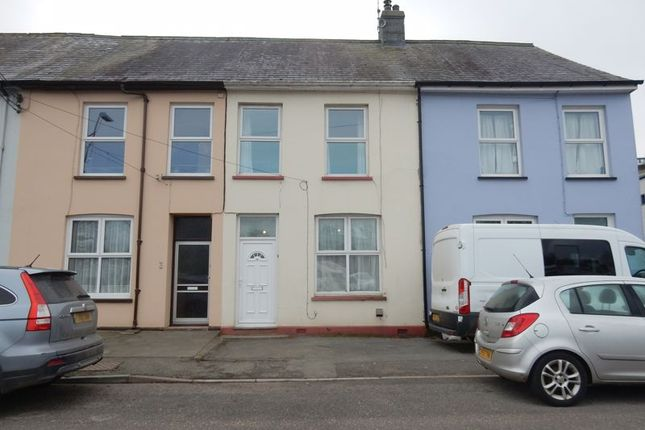 2 bed terraced house for sale in Station Road, Newcastle Emlyn SA38