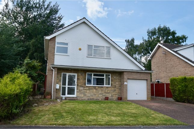 Thumbnail Detached house for sale in Grosvenor Avenue, Lincoln