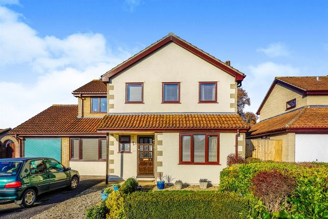 Thumbnail Detached house for sale in Collett Way, Frome