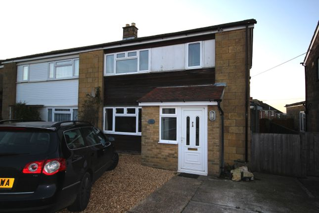Thumbnail Semi-detached house to rent in Sherbourne Avenue, Ryde
