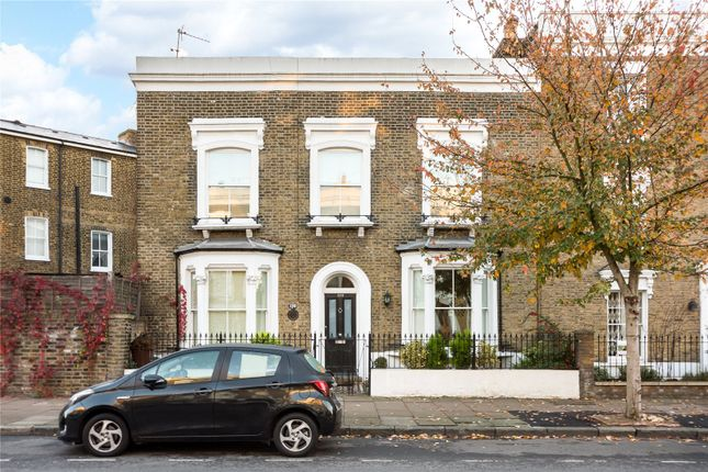Thumbnail Semi-detached house for sale in Southgate Road, London