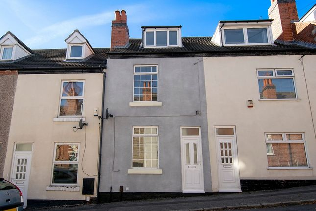 Thumbnail Terraced house to rent in Park Street, Mansfield Woodhouse
