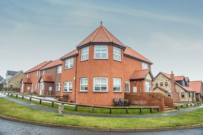 Thumbnail Flat for sale in Radcliffe Park, Bamburgh