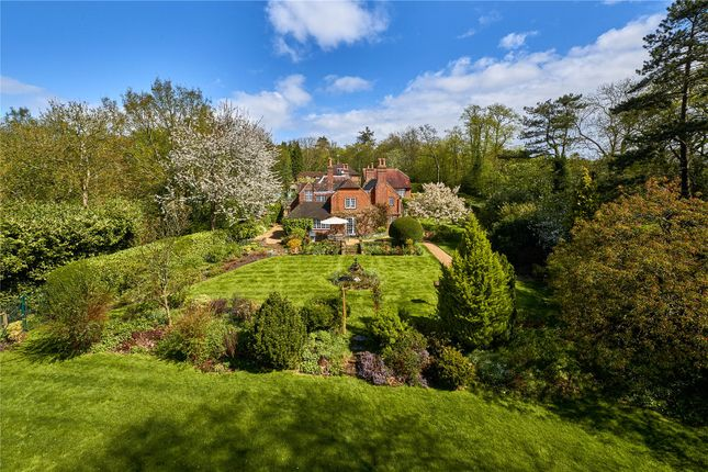 Thumbnail Detached house for sale in Doras Green Lane, Ewshot, Farnham, Surrey