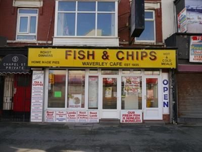 Thumbnail Restaurant/cafe for sale in Chapel Street, Blackpool