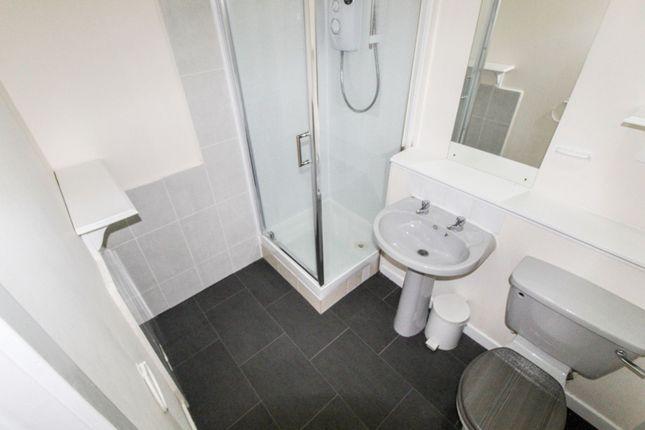 Shower Room of George Street, Aberdeen AB25