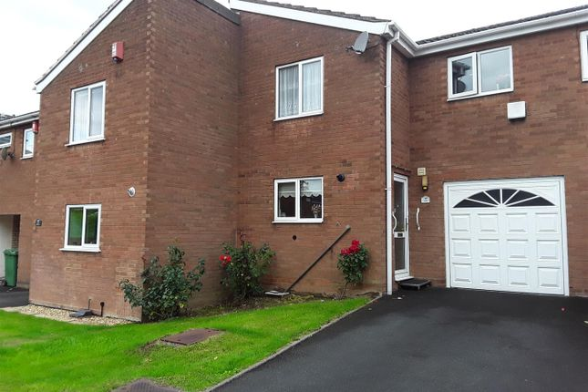 Thumbnail Terraced house for sale in Mount Pleasant Drive, Telford