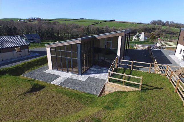 Thumbnail Barn conversion for sale in Warracott Farm Barns, Chillaton, Lifton, Devon