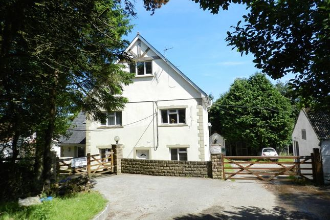 Thumbnail Detached house for sale in Heol Llan, Coity, Bridgend