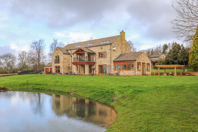 Thumbnail Detached house for sale in The Limes, Crow Lane, Apperknowle