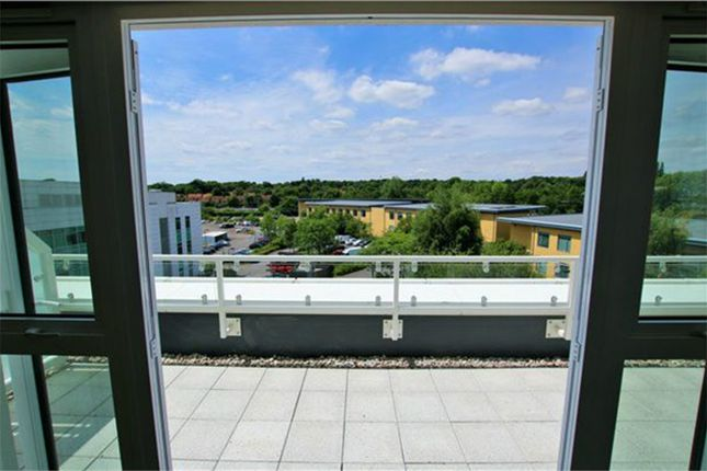 Thumbnail Flat for sale in Times Square, Bessemer Road, Welwyn Garden City, Herts