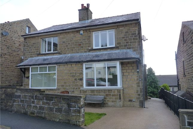 Thumbnail Semi-detached house for sale in Oakbank Avenue, Keighley, West Yorkshire