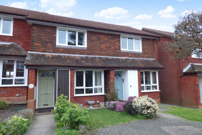 Thumbnail Terraced house to rent in Claremont Way, Midhurst