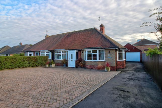 2 bed bungalow for sale in Woodland Drive, Anlaby, Hull HU10