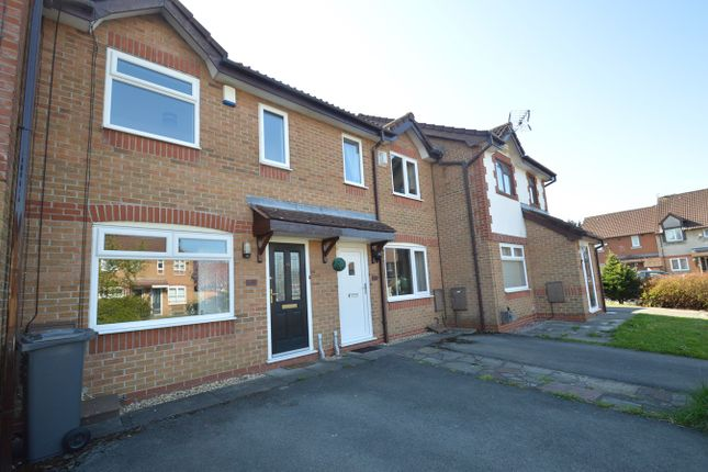 Thumbnail Terraced house to rent in Lavender Close, Manchester