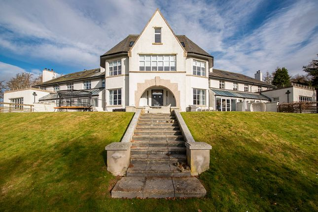 Thumbnail Terraced house for sale in Craigshannoch Road, Daviot, Inverurie