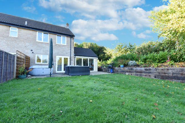 Thumbnail End terrace house for sale in Lavers Oak, Martock