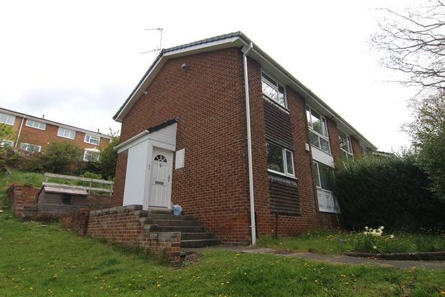 Thumbnail Flat for sale in Hamsterley Crescent, Newton Hall, Durham