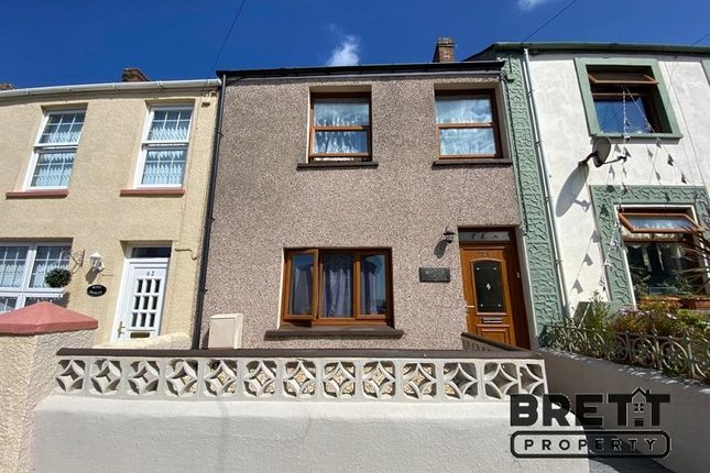 Thumbnail Terraced house to rent in Cromwell Road, Milford Haven, Pembrokeshire.
