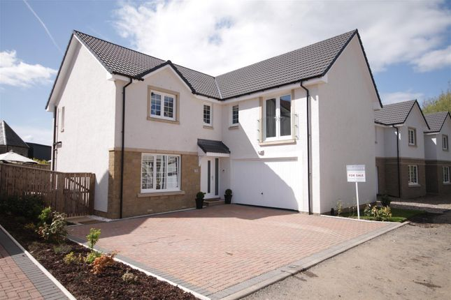 Thumbnail Detached house for sale in Newlands Cottage Grove, East Kilbride, Glasgow