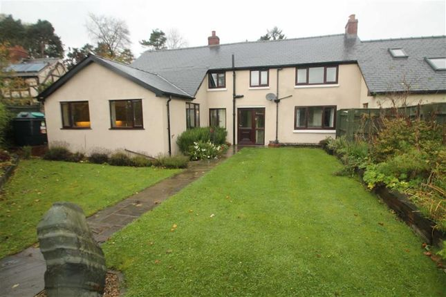 Thumbnail Semi-detached house to rent in Pentrebeirdd, Guilsfield, Welshpool
