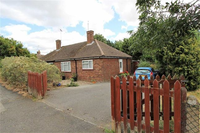 Thumbnail Semi-detached bungalow for sale in St. Marys Way, Leighton Buzzard
