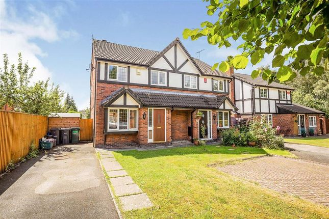 3 bed semi-detached house for sale in Weybourne Close, Saltney, Chester CH4
