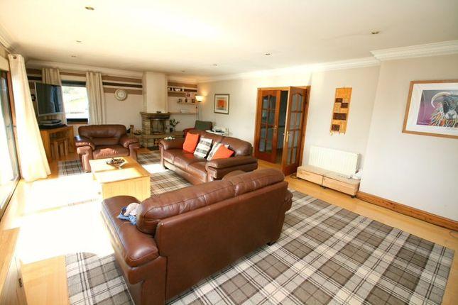 Lounge of East Lodge, Cambusnethan Priory, Wishaw ML2