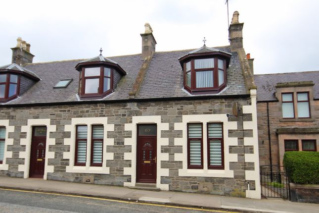 2 bed semi-detached house for sale in 46 High Street, Buckie AB56