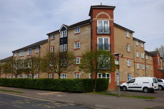 Thumbnail Flat for sale in Morris Court, Enfield, Greater London, UK