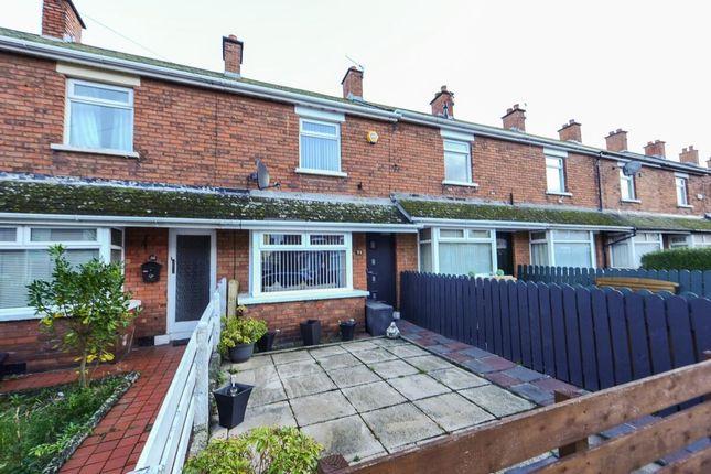 Thumbnail Terraced house for sale in Oakdene Parade, Sydenham, Belfast