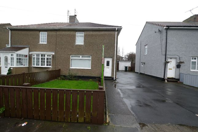 3 bed terraced house to rent in Park Avenue, Shiremoor, Newcastle Upon Tyne NE27