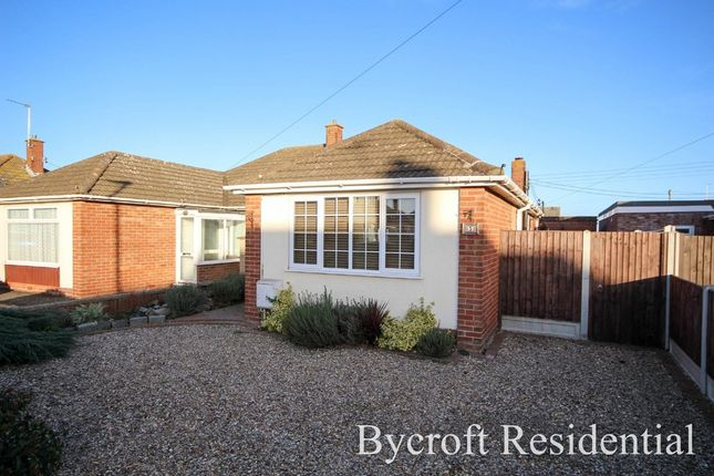 Thumbnail Semi-detached bungalow for sale in Marram Drive, Caister-On-Sea, Great Yarmouth