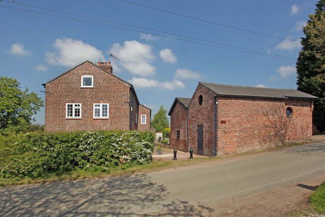House Property Little Leigh Cheshire