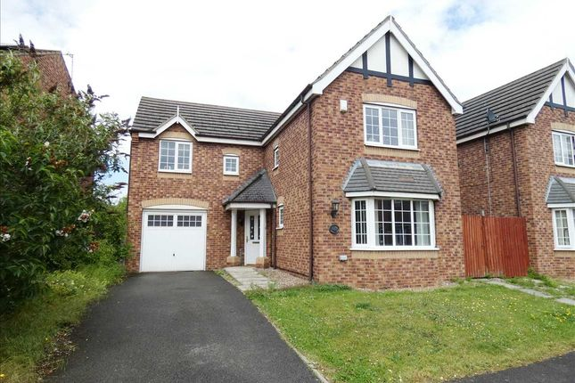 Thumbnail Detached house for sale in Old School Lane, Keadby, Scunthorpe